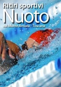 Ritiri sportivi nuoto