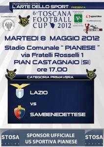 Football Cup Monte Amiata