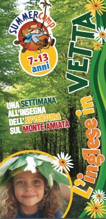 Campi Estivi Toscana Summer Camp Monte Amiata 2014