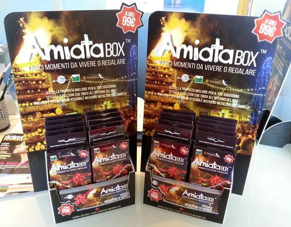 AmiataBOX™ - Offerte amiata, monte amiata, abbadia san salvatore, soggiorno amiata, cofanetti amiata